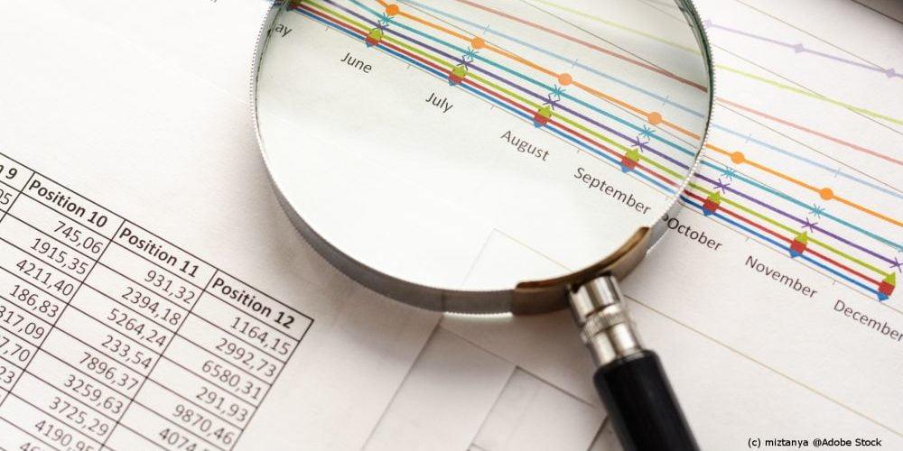 Diagramme und Tabellen in wissenschaftlichen Arbeiten